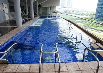 Aquagym pool
